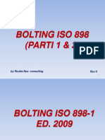 Bolting Iso898 1-2