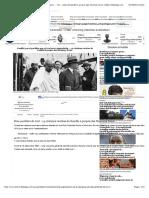 Gandhi, pas si pacifiste que çà! raciste et négrophobe ... 13 citations racistes de Gandhi à propos des Hommes Noirs. | Black-Feelings.com