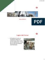Clase 01 - El Proyecto de Construcción v2