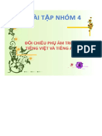 Đối Chiếu Phụ Âm Trong Tiếng Việt Và Ti..