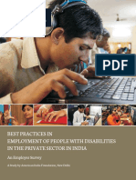 AIF Best-Practices Disability-Employment India