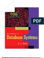 Introduction to Database Systems, An