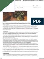 Chronobiologie l'Emploi Du Temps Des Organes Dockchecknews