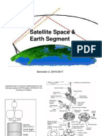 Satellite Space and Earth Segment - Lecture Notes