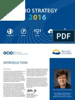 Ocio Strategy 2016