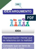 9.Idea Argumento