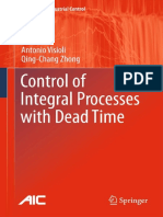Antonio Visioli, Qingchang Zhong - Control of Integral Processes With Dead Time