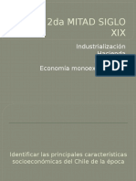 Chile 2da Mitad Siglo Xix
