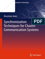 Branislav Jovic - Synchronization Techniques for Chaotic Communication Systems.pdf
