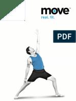 2014 Move-Yoga Training Brochure