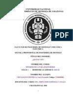 00 Caratula y Contenido Informe o Proyecto