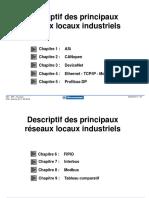 3351136_Descriptif Des Principaux Réseaux Locaux Industriels