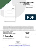 frigidaire range fefb65asc parts list and wiring diagram Range Wiring Diagram frigidaire range model fef352a parts and wiring diagrams range wiring diagram