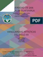 Vanguardias Artisticas Del Siglo Xx 2