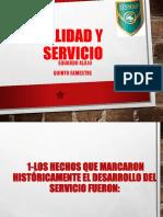 Calidad y Servicio Eduardo Alajo