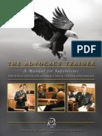 Advocacy Trainer