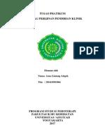 Surat Izin pendirian klinik fisioterapi