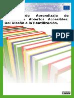 Objetos Aprendizaje Contenidos Abiertos CC by-SA 3.0