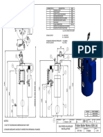 6-8J Gas Fired Install Drawing