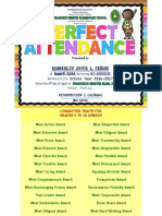 Perfect Attendance1
