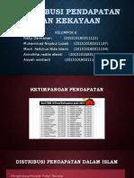 Kelompok 6-Revisi PPT-Distribusi Pendapatan Dan Kekayaan