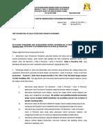 Surat Kelulusan Penubuhan Kelab Persatuan, Unit Beruniform Dan Sukan Permainan Tahun 2015