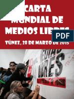 Carta Mundial de Medios Libres