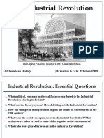 4 a Industrial Revolution