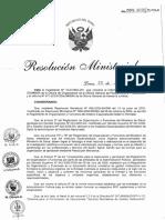 Reglamento de Organización y Funciones del Instituto Especializado Materno Perinatal