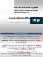 ELTA00 Eletrônica 0 Material 1_2016