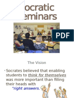 Socratic Seminars Student