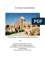 In the Praise of Khaja Naqshaband