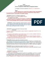 Codul Muncii modificări