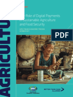 The Role of Digital Payment in Agriculture 2017