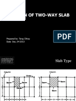 3 Design of Two Way Slab