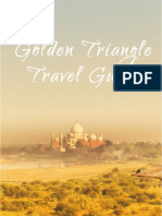 The Complete Guide of Indian Golden Triangle Tour