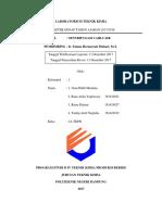 laporan revisi