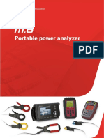 CIRCUTOR Portable Power Analyzer M8