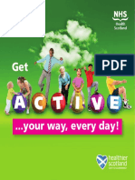 Active Staff Get Active Booklet