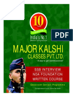 Best Defence Coaching Institute in India