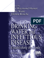Drinking Water and Infectious Disease - Paul Raymond Hunter Et Al. (CRC, 2003)