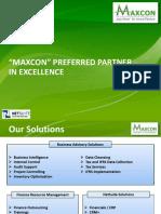 Maxcon Profile 2