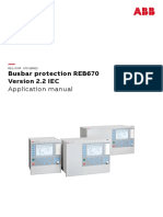 1MRK505370-UEN a en Application Manual Busbar Protection REB670 Version 2.2 IEC