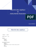 Finance - Marché Des Capitaux Et Instruments Financiers
