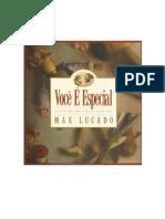 Max Lucado - Você é especial.pdf