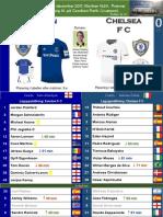 Premier League 171223 round 19 Everton - Chelsea 0-0