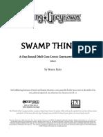 COR1-09 Swamp Things (1-6)