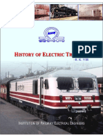 Book - History of Electric Traction