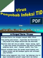 5. Penyebab Virus - Flaviridae(Dengue)