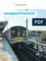 RPA Untapped Potential Report on Regional Stations